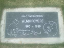 Wendi Powers (1965-1999) - Find A Grave Memorial
