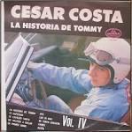 La Historia De Tommy album by César Costa