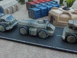 new car releases november 2014DROPSHIP HORIZON Brigade Models New Vehicle Releases The Buffel
