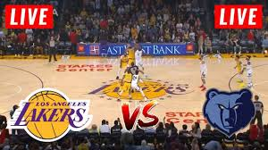 LIVE HD] Los Angeles Lakers vs Memphis Grizzlies FULL GAME | NBA season  2020-2021 - YouTube