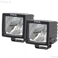 piaa rf series 3″ led cube light driving beam kit