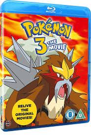 Amazon.com: Pokemon 3: The Movie [Blu-ray]: Movies & TV