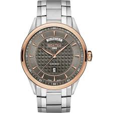 ultimate top 100 watches under £500 2017 most popular best selling roamer superior day date men s quartz watch grey dial analogue display and silver stainless steel