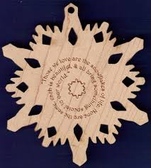 Snowflake Love Quotes Impressive Snowflakes From Vermont A Variety Of Inspirational Spiral Phrases