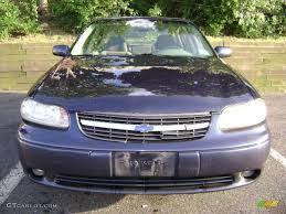 2001 Navy Blue Metallic Chevrolet Malibu LS Sedan #12134622 ...