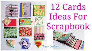 Art Design For Scrapbook How To Make Scrapbook Pages 12 Birthday Card Ideas Diy Birthday Scrapbook Part Two