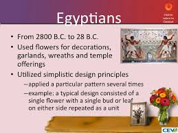 history of floral design powerpoint untitled document
