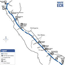 route ecr