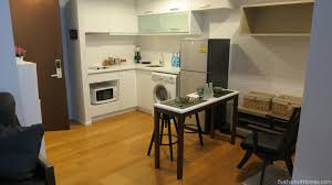 Kitchen Alcove Alcove Thonglor Soi 10 1 Bedroom Apartment 40 Sqm Sukhumvit Homes
