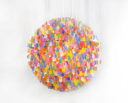 creative diy lamps chandeliers 5 1