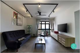 6 Brilliant 4 Room HDB Ideas For Your New Home. 6 Brilliant 4-Room ...