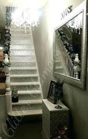 glitter wallpaper bedroom ideas