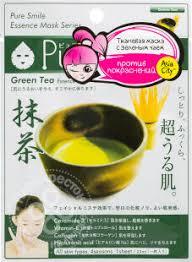 Купить <b>Маска для</b> лица <b>Sunsmile</b> Essence с экстрактом зеленого ...