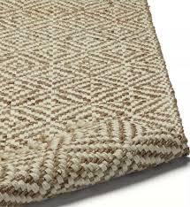 john lewis brand new large lattice jute rug