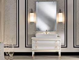 bathroom wall spotlights  elegant intriguing side mirror double bathroom wall sconce lighting w
