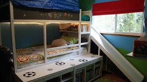 bunk beds with slide ikea.  Slide Kura Bed With Slide To Bunk Beds With Slide Ikea S