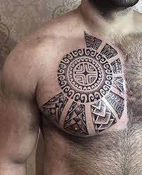 Maori Tattoo Ideen Vorlagen Und Bedeutung 2019