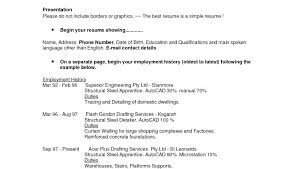 Psw Sample Of Resume And Good Resume Examples 650 368 Good Resume Examples For