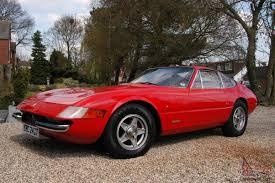 This car gets the look absolutely right. Eg Autokraft Ferrari 365 Gtb 4 Daytona Coupe Reproduction V12