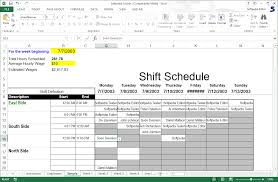 work scheduler excel download shift scheduler for excel 1