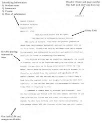 How To Format A College Paper 10 College Format Essay Lycee St Louis