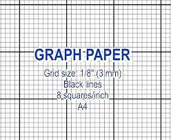 1 Inch Square Graph Paper Freebie Cross Stitch Graph Paper Printable