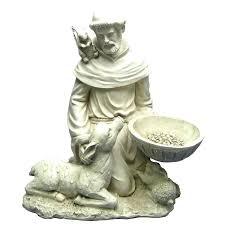 fishing statues garden boy