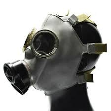 M40 Gas Mask Size Chart Details About Vintage Soviet Era Army Gas Mask Mc 1 Only Mask Grey Rubber