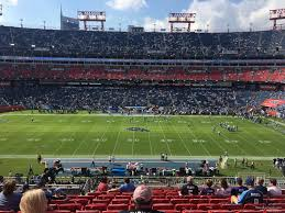 Nissan Stadium Section 212 Tennessee Titans