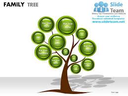 Family Tree Powerpoint Presentation Slides Ppt Templates