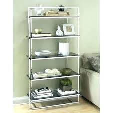metal and glass bookcase metal bookcase with ss doors gold bookshelf bookshelves gab throughout regarding and metal and glass bookcase