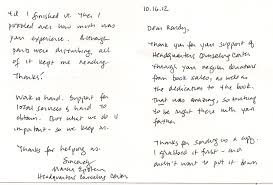 Work Thank You Note Attwood Collected Works Thank You Note for Crazy About You 1