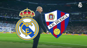 Laliga Live: Real Madrid vs SD Huesca Soccer Streams 31 Oct 2020