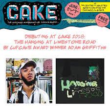 debuting at cake 2018 the hanging at limestone road by cupcake award winner adam