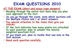 learning language modules learning strategies neuropsychology  exam questions 2010 at the exam short and essay type answers reading through the