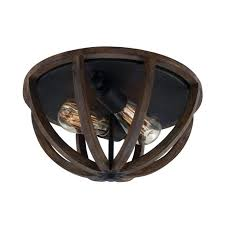 rustic ceiling lights. Rustic Ceiling Lights Enchanting Flush Mount Lighting And Light Fixtures With Oak Wood