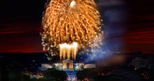 Where to Watch the July 4th Fireworks in Philadelphia — Visit ...