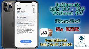 NEW Jailbreak All IOS 11 -13.6 Without PC | Jailbreak iPhone / iPad No PC |  How To Jailbreak Unc0ver - YouTube