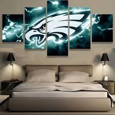 philadelphia eagles wall art