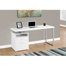 Image Executive Modgsi Furniture Lynton Office Desk In White Modern Office Furniture Canada