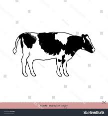 Cow Template Template Cow Sinma Carpentersdaughter Co