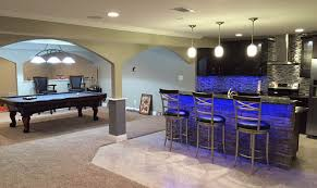 Basement Remodel Contractors Custom Decorating