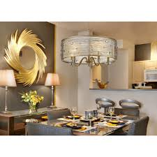 full size of golden lighting joia light peruvian gold chandelier with sheer white lamp shade black