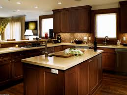dark kitchen cabinets with dark wood floors pictures w foldable kitchen island cart in silver wall