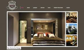 creative interior design websites template interior flash template