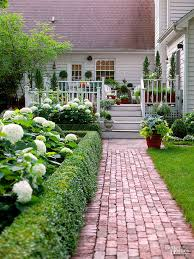 Small Picture Garden Path Ideas Mixed Material Walkways