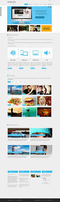 Microsoft Web Page Templates 20 Best Metro Style Wordpress Themes 2019 Athemes