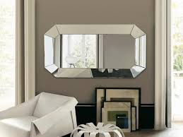 decorative wall mirror for living room horizontal