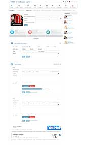 socialengine resume cv plugin front end create resume add information cont