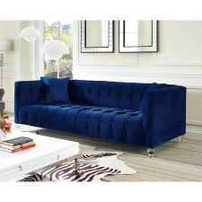 acrylic furniture legs. Bea Sofa | Blue: Standing On Clear Acrylic Legs, The Looks Airy And Furniture Legs